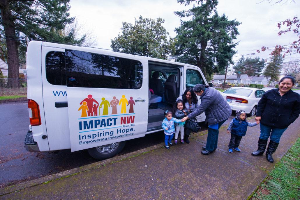 Chương trình Early Childhood Impact của NW