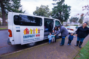 Impact NW's Early Childhood programs include play groups for parents and children aged 3-5.