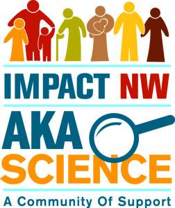 Impact NW AKA Science Logo