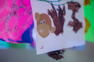 Therapeutic play, art and other child focused activities help heal the parent-child relationship
