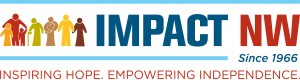 Impact NW - Full Color Horizontal Logo