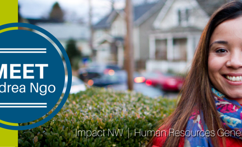Impact NW Spotlight: Андреа Нго