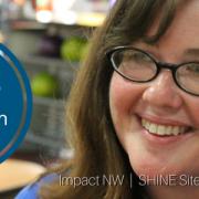 Sitio web de Impact NW: Liz Norman