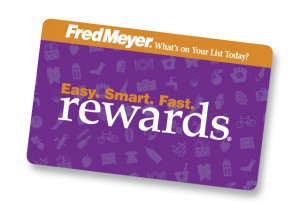 Fred Meyer Community Rewards Card