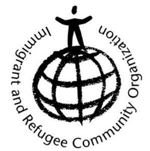 IRCO - منظمة مجتمع المهاجرين واللاجئين Logo