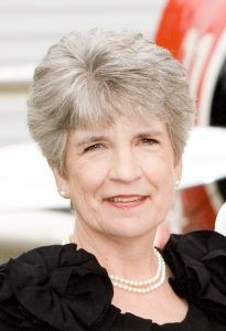 سوزان ستولتنبرغ ، المدير التنفيذي السابق لشركة Impact
