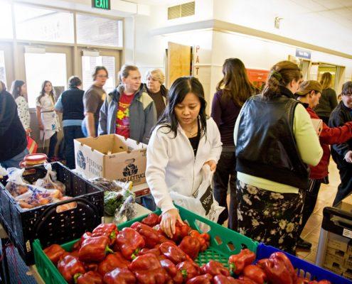 Kelly SUN School Food Pantry