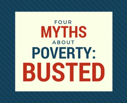 Cuatro mitos de la pobreza: reventado