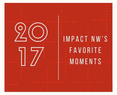 Impact NW's Любимые моменты 2017 года