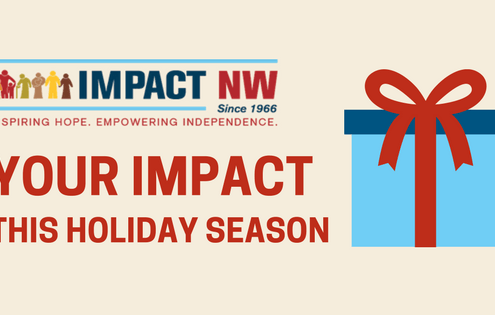Your Impact this holiday season