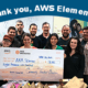 Thank you, AWS Elemental!