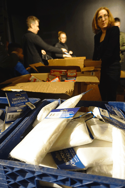 Impact Kits - Kit Building Kickoff