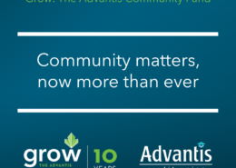Community Matters, now more than ever