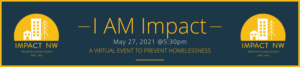 I AM Impact Event on May 27th at 5:30pm