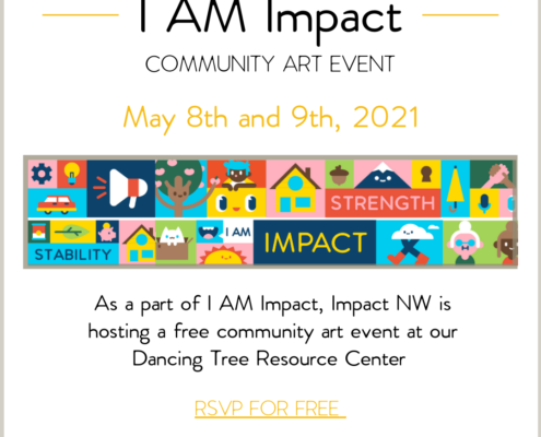 I AM Impact Art Project