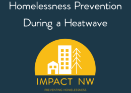 Homelessness Prevention During a Heat Wave